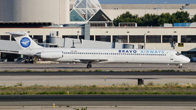 Bravo Airways MD-83
