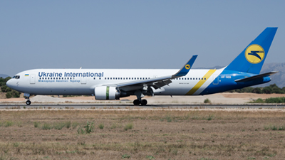 Ukraine International Airlines Boeing 767-300