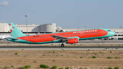 Wind Rose Aviation Airbus A321