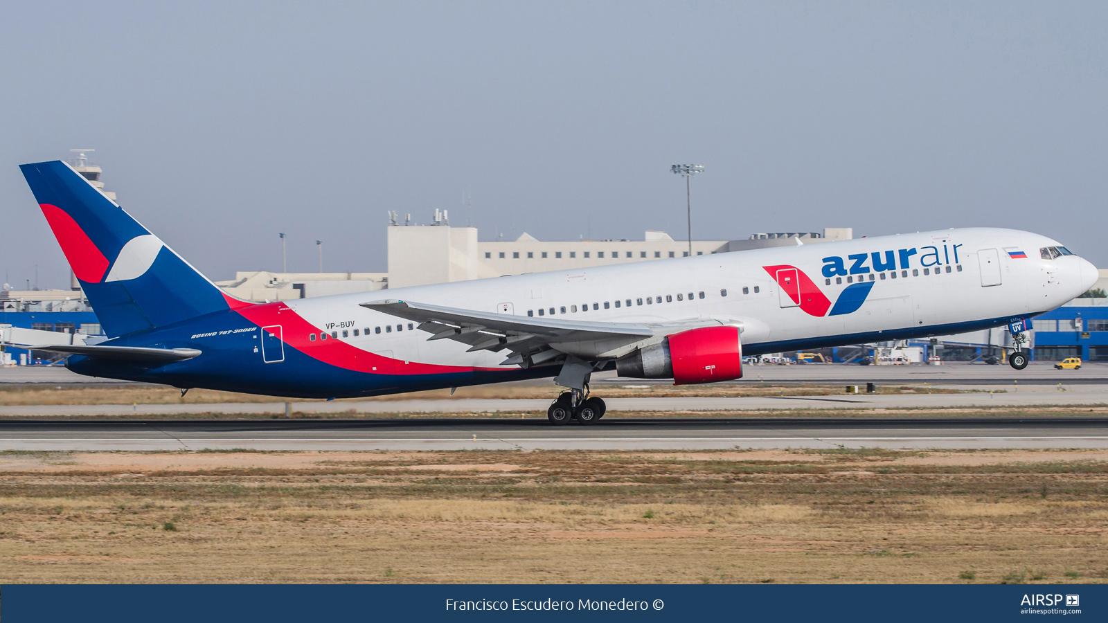 Azur Air  Boeing 767-300  VP-BUV