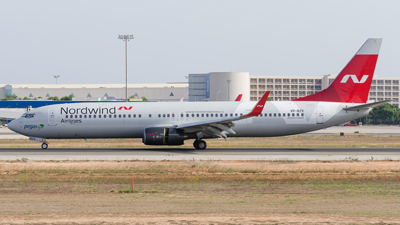 Nordwind Airlines Boeing 737-900