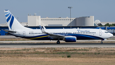 Nordstar Airlines Boeing 737-800