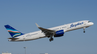 Yakutia Airlines Boeing 757-200