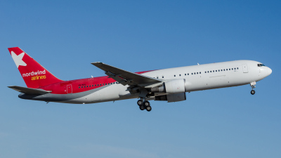 Nordwind Airlines Boeing 767-300