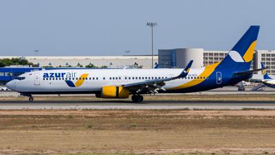 Azur Air Boeing 737-900