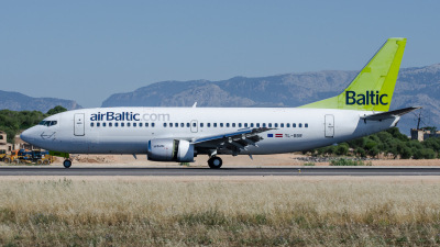 Air Baltic Boeing 737-300