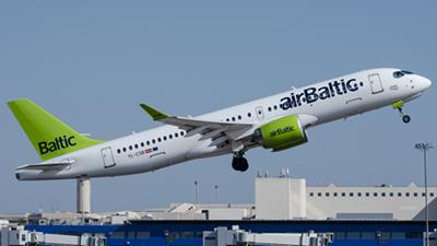 Air Baltic Airbus A220-300