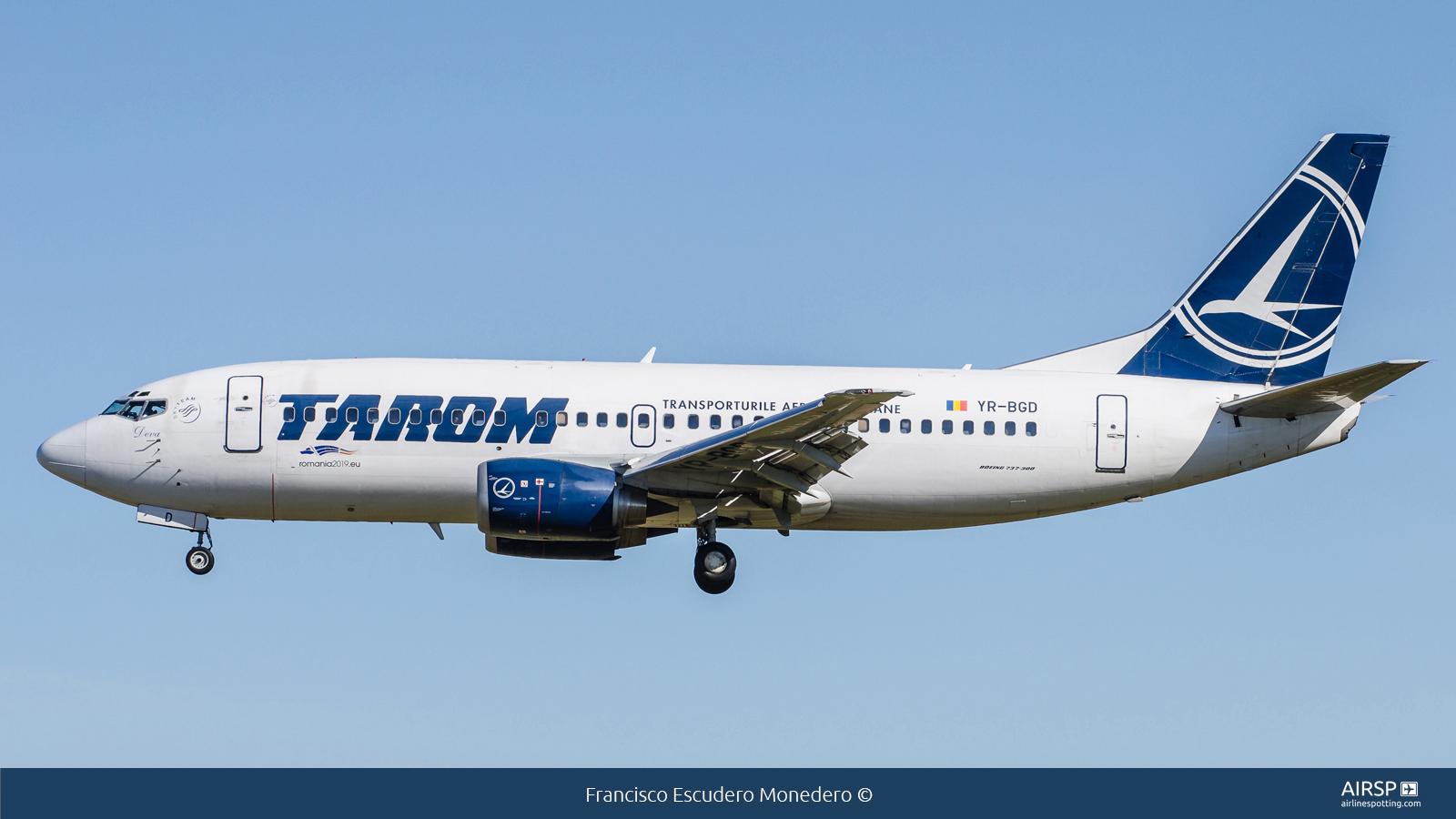 Tarom  Boeing 737-300  YR-BGD