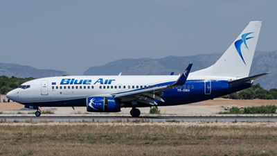 Blue Air Boeing 737-700
